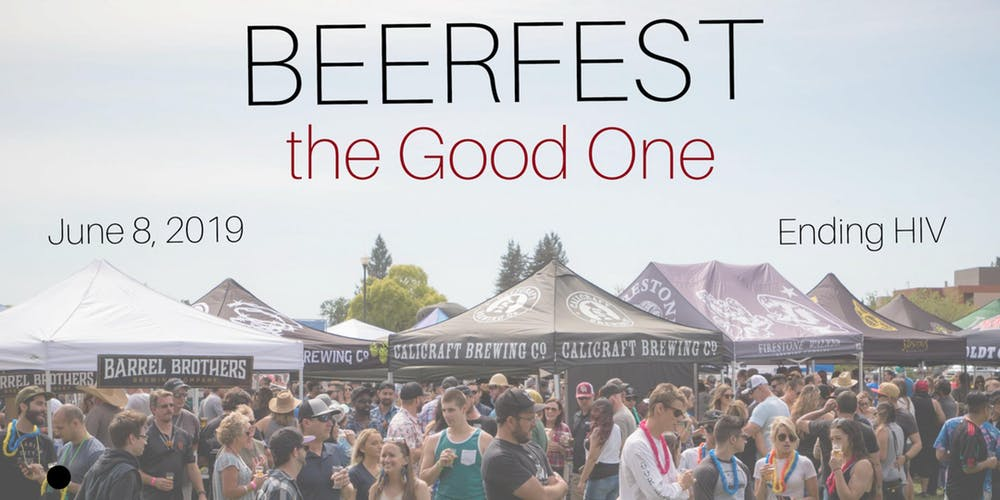 Beer Fest the Good One Logo