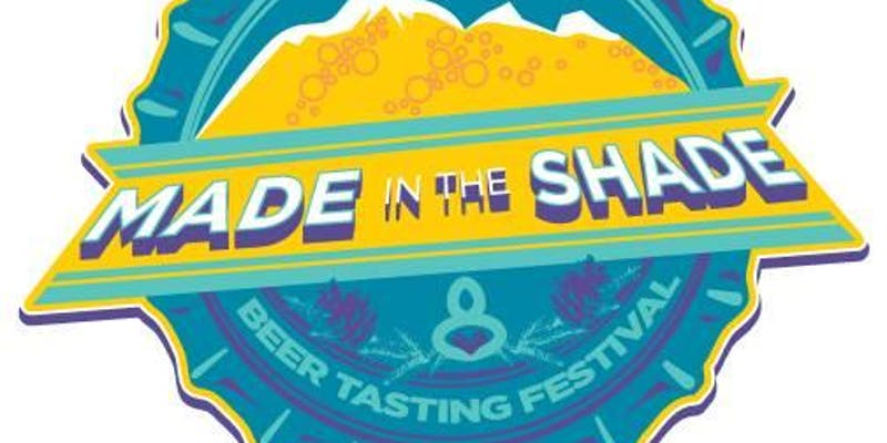 Made in the Shade Beer Fest Logo