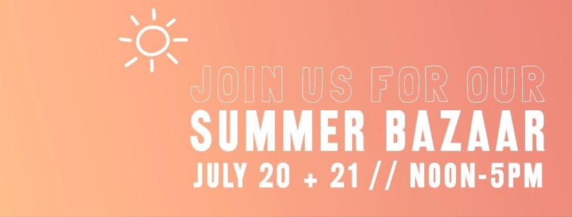 Portland Bazaar Summer 2019