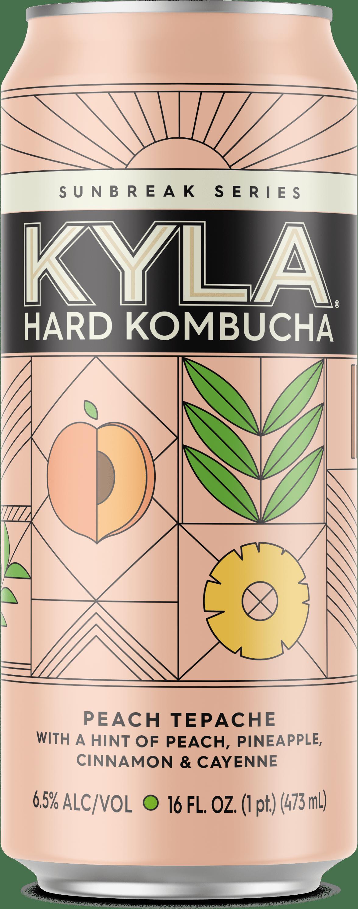 Peach Tepache